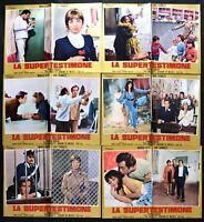 Fotobusta The Supertestimone Ugo Talbot Monica Vitti Franco Giraldi IN R12