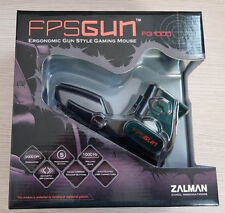 Zalman Fps Gun Gaming Mouse - Brand New - Sealed