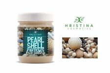 100% Natural Face Peeling Scrub with Kaolin,Pearl Shell Particles-Hristina Cosme