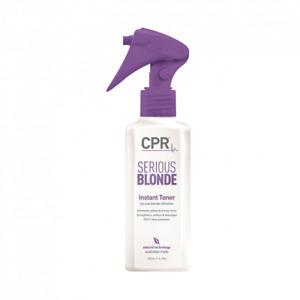 CPR Serious Blonde (purple) Instant Toner 180ml - Professional Result Top Qualit