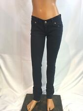 EUC Forever 21 Heritage 1981 Dark Wash Low Rise Skinny Jeans Size 3 30W32L