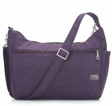 pacsafe Cross Body Bag Citysafe CS200 Mulberry