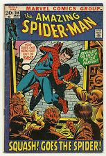 Amazing Spider-Man 1972 #106 Fine+