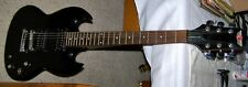 2001 Epiphone SG Two Pickup Electric Guitar