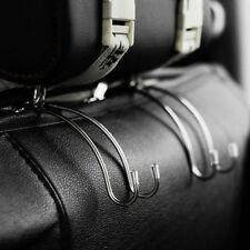 2PC Auto Car Seat Truck Coat Hook Purse Shopping Bag Hanger Organizer Holder New