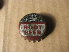 SUN RISE   ROOT BEER CORK BOTTLE CAP BOT COCA COLA HUTCHINSON MINN MINNESOTA MN