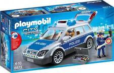 PLAYMOBIL 6873 - Polizei Einsatzwagen Abnehmbares Dach Verschiedenen Sirenen