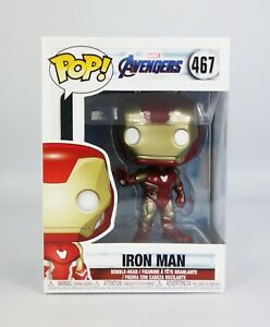 Funko Pop! Marvel Avengers: Endgame Iron Man #467