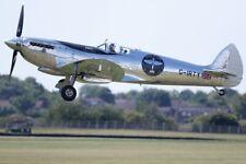 Spitfire Mk. IXc 'Silver Spitfire' MJ271 OVERTREES EDUARD 1/48
