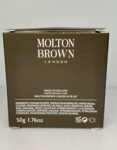 Molton Brown Ultra Pure Milk Soap 50g Brand New Boxed Gift Travel Size