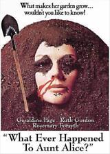 What Ever Happened To Aunt Alice (1969) [Edizione: Stati Uniti] New Dvd