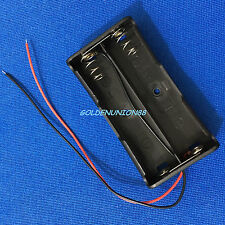 2 Parallel 2P18650 D18mm*H65mm battery Plastic connecting box holder