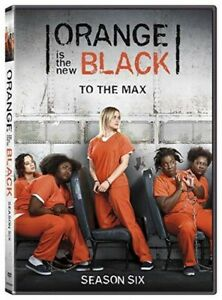 Orange Is the New Black: Season Six [New DVD] Boxed Set, Dolby, Subtitled, Wid