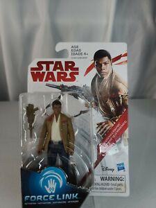 "Star Wars Finn The Last Jedi Episode VIII 3.75"" Figure P1"