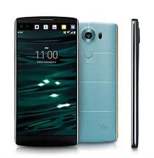 Opalo Azul LG 5.7'' V10 H900 64GB 16MP 4G LTE Radio GPS Libre Telefono Movil