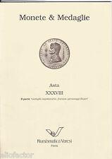Varesi 38 catalogo asta numismatica e monete medaglie Napoleoniche Francesi-L015