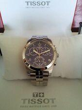 Tissot Stainless Steel Case Sport Wristwatches
