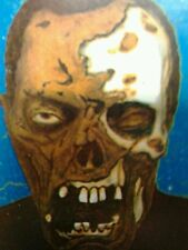 Halloween Costume Accessory Latex Zombie, Monster Mask