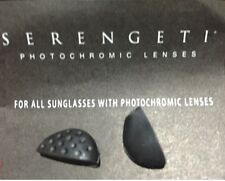 2 x AUTHENTIC SERENGETI NOSE PADS REPLACEMENTS FOR ALL NUVOLA MODELS