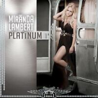 Miranda Lambert - Platinum (NEW CD)