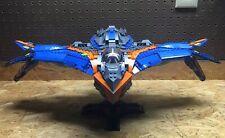 !PRICE DROP! Marvel Ultimate Lego Custom Milano 1500+ Bricks Star Lord Ship READ