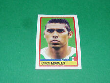 N°132 RAMON MORALES MEXICO MEXIQUE PANINI FOOTBALL COPA AMERICA 2007