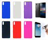 """PT Case Cover Gel TPU Silicone Sony Xperia L3 (4G) 5.7"""" + Optional Protector"""