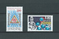 FRANCE - 1995 YT 2967 à 2968 - TIMBRES NEUFS** MNH LUXE