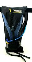 Camelbak Cycling Blue Hydration Pack Backpack Bag Water Bike Lightweight Athlete