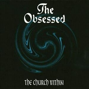 THE OBSESSED THE CHURCH WITHIN 180g GATEFOLD VINYL LP BACK ON BLACK NEW SEALED