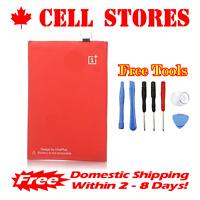 Original OEM OnePlus Two 1 + 2 Replacement Battery BLP597 3300mAh + Tools