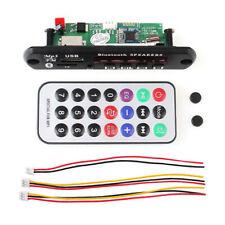 Automobile MP3 Player FM Radio Bluetooth 5.0 Speaker Module Audio Decoder Parts