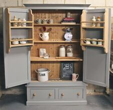Kitchen Larder Pantry Storage Unit Hand Painted