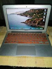 """Apple Macbook Air 11"""" Mid 2013 A1465 Intel Core i5 1.3GHz 4GB Ram 128GBSSD"""