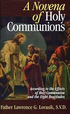 A Novena of Holy Communions by Lawrence G. Lovasik (1995, Paperback)