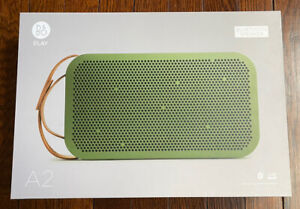 Bang & Olufsen Beoplay A2 Green - 90th Anniversary Edition - Rare - Collectible