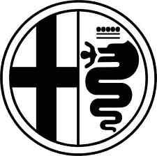 Sticker Alfa Romeo - 0260
