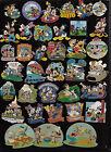 05 Disney épinglette pins, Walt Monde, PAYS choisir : MICKEY & Friends