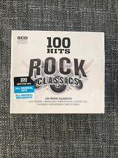 Various Artists - 100 Hits (Rock Classics, 2012) CD