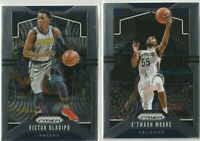 2019-20 PANINI PRIZM BASKETBALL Victor Oladipo E'Twaun Moore Indiana Pacers