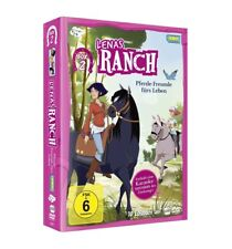 LENAS RANCH - 1.STAFFEL - PFERDE-FREUNDE FÜR'S LEBEN (BOX 2)  2 DVD NEU