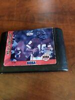 NFL Football '94 Starring Joe Montana (Sega Genesis, 1993) Cartridge Only