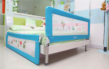 Guard Protection Safety Child Toddler Bed Rail Baby Bedrail Fold Cot 1.5M/1.8M G