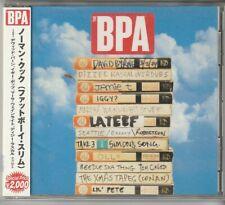 BPA I Think We're Gonna Need a Bigger Boat Japan CD w/obi fatboy slim AVCD23660