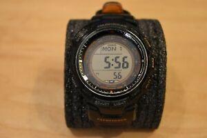 CASIO PAW-1300G Pathfinder Solar Watch