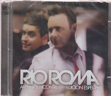 CD/DVD - Rio Roma Al Fin Te Encontre EDICION ESPECIAL - BRAND NEW