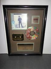 * PLATINUM RECORD SALES AWARD:COLLIN RAY-In This Life- WOWW