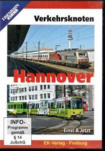 DVD Eisenbahn Kurier: Verkehrsknoten Hannover / Einst & Jetzt / 58 Minuten