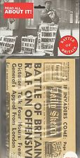 Battle of Britain - Replica WW2 Newspaper
