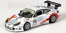 Porsche 911 GT3 RS1000 km SPA 2004 400046980 1/43 Minichamps